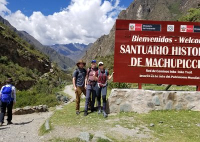 Inca Trail-Peru-South America