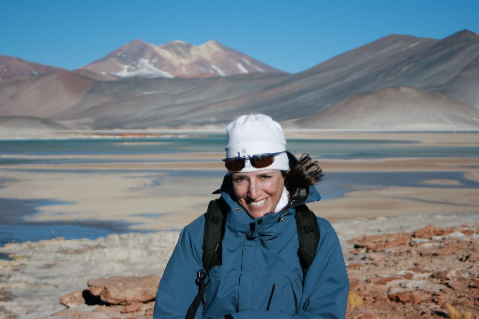 MF in the Atacama, Chile South America