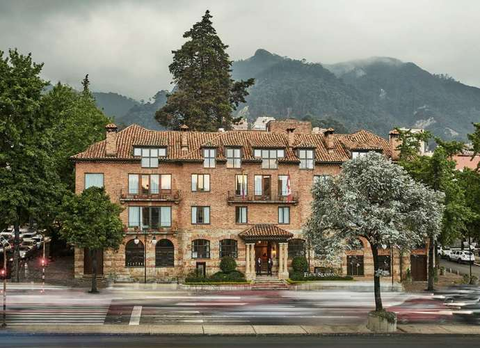 Casa Medina-Bogota-Colombia