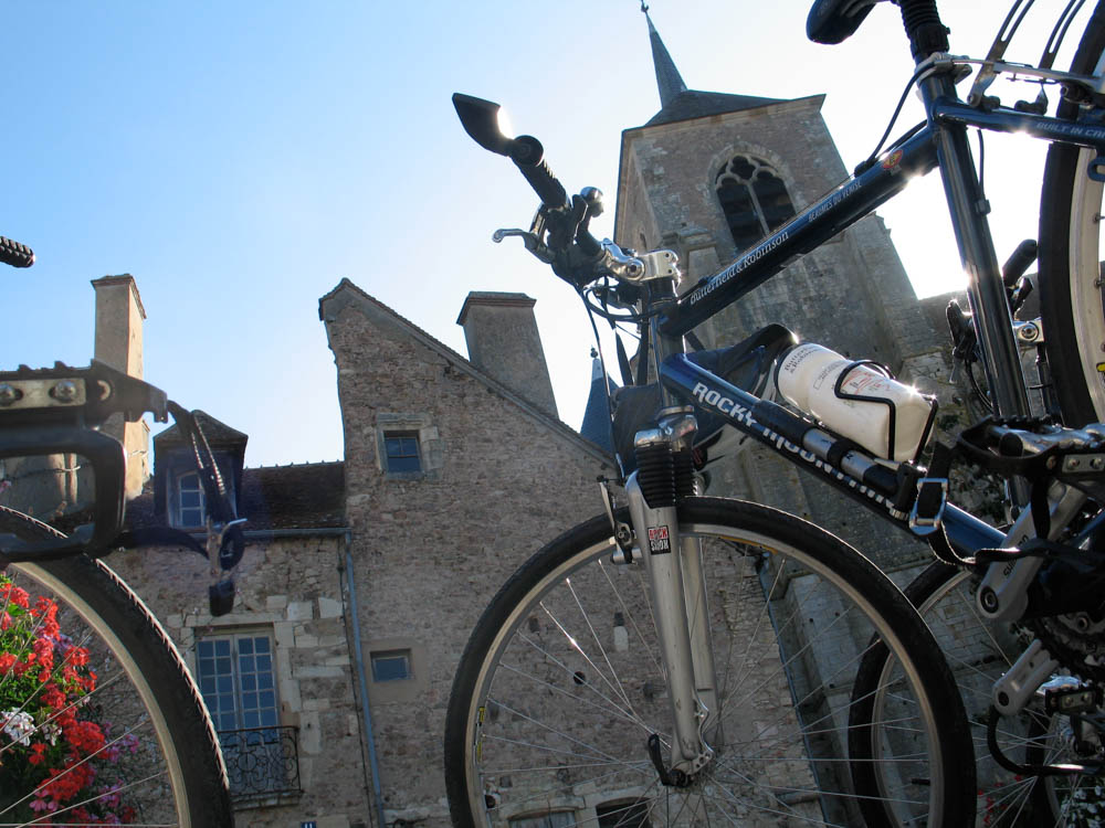 Biking-Burgundy-France