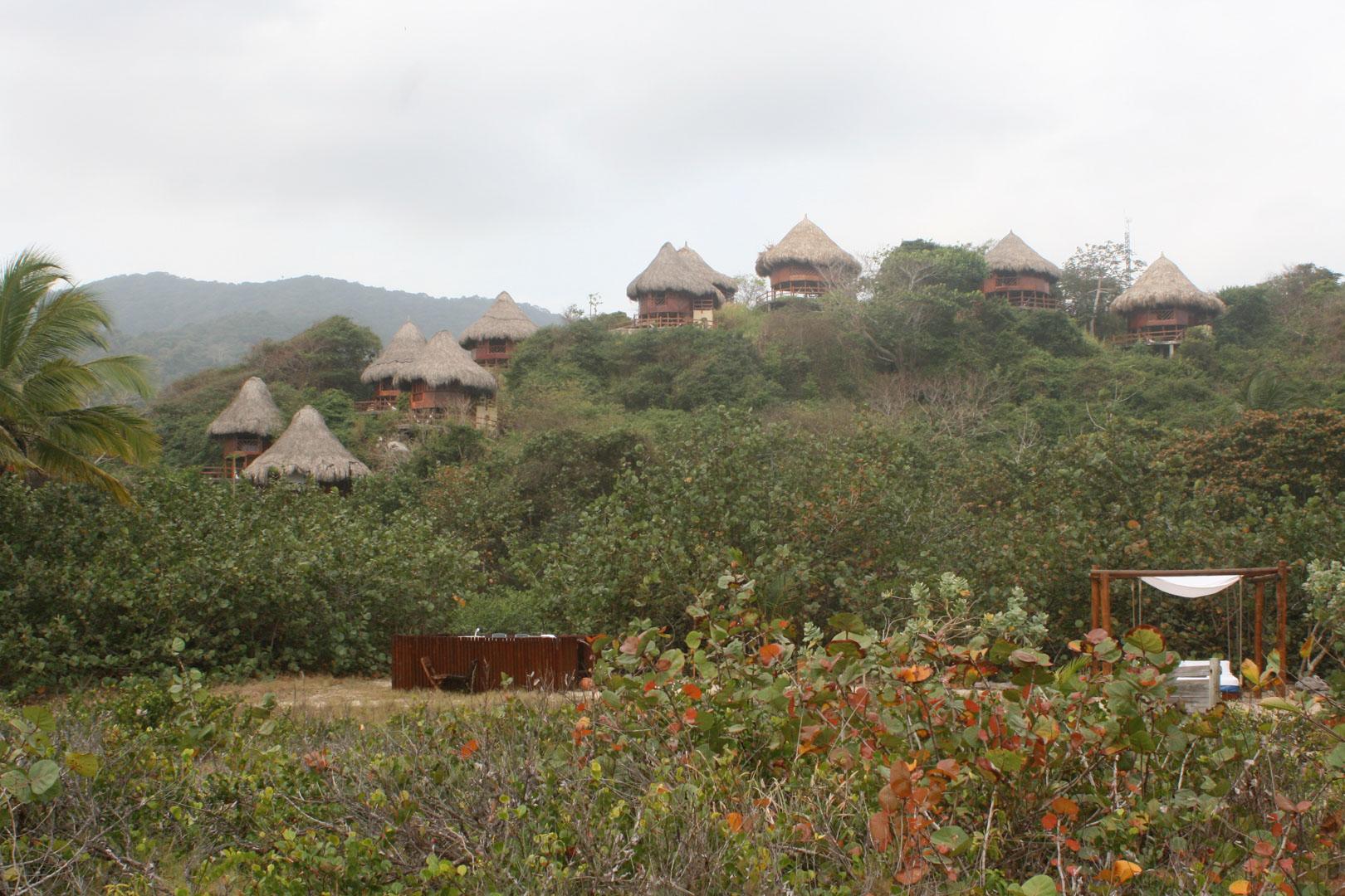 MF in Tayrona National Park, Colombia