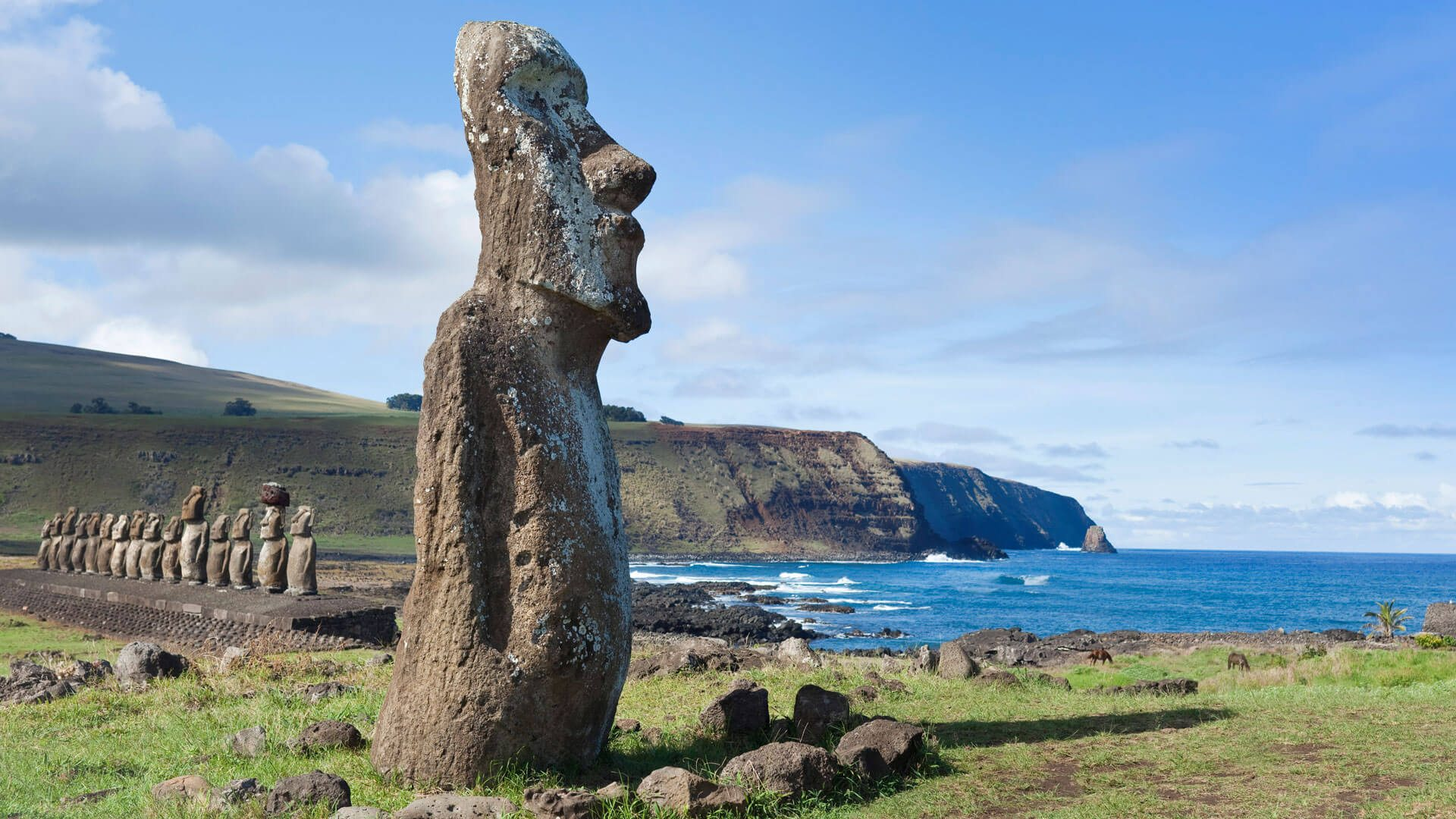 Easter Island-Chile, AndBeyond