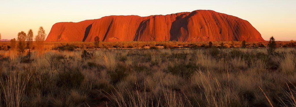 Ayers Rock Longitude Australia