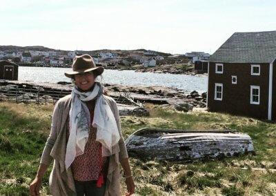 Fogo island - Newfoundland - Canada