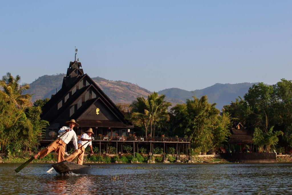 Inle-Lake-Princess, Myanmar