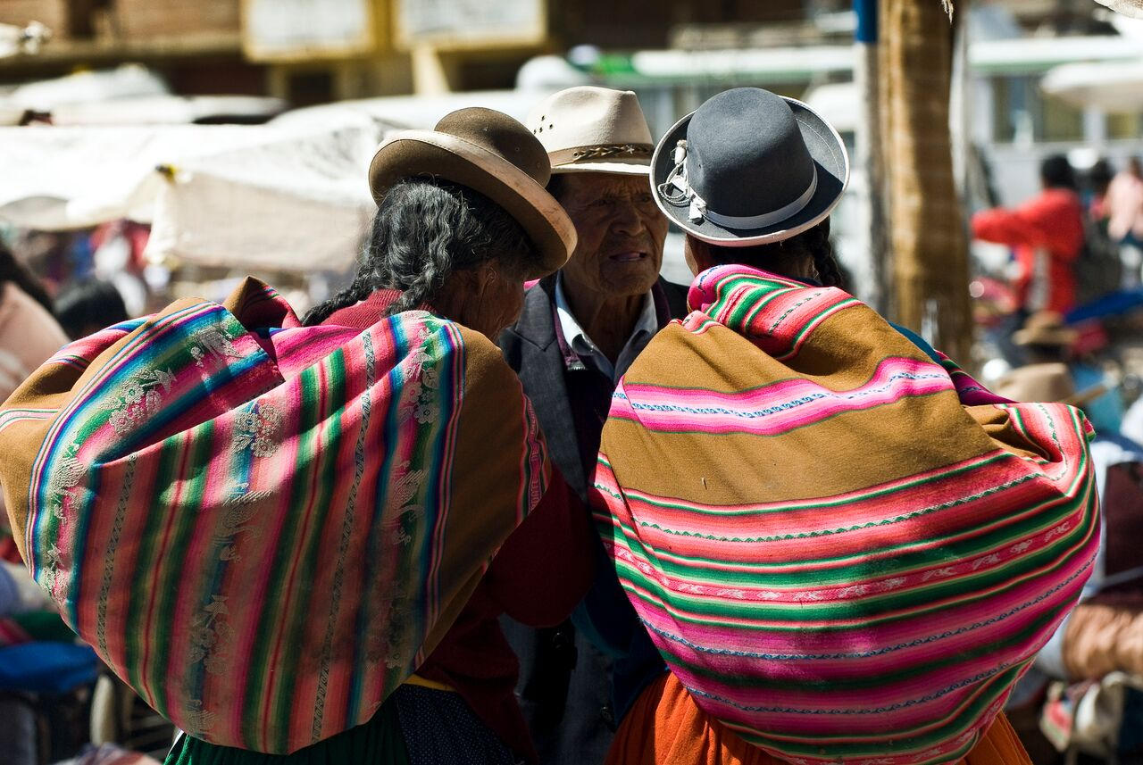 Titilaka Culture-Peru-South America