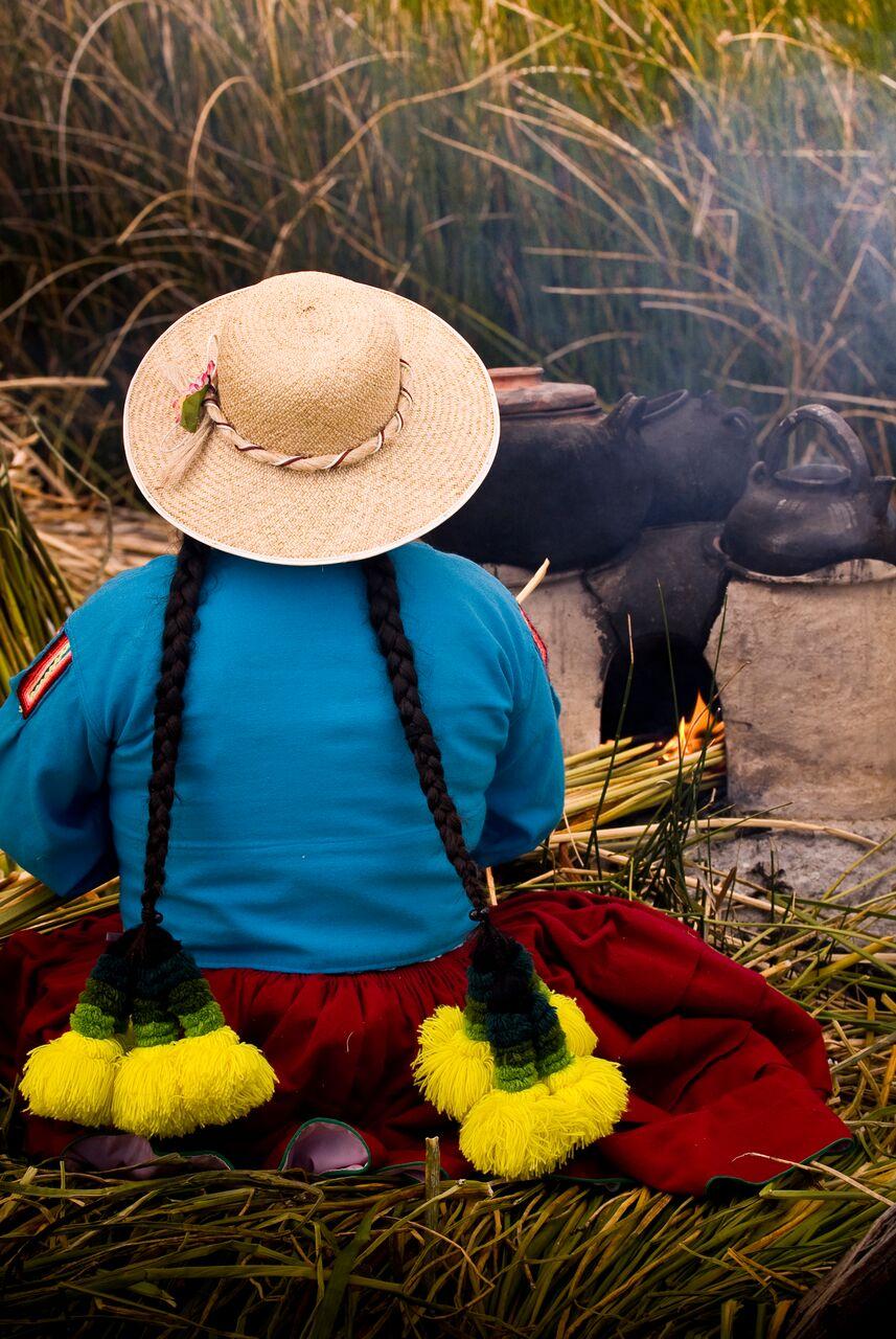 Titilaka, Peru