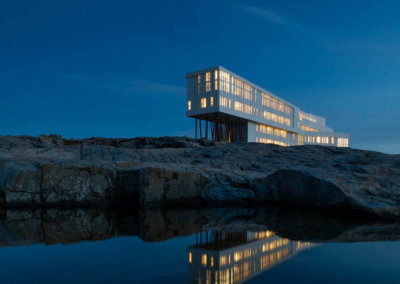 fogo island inn - photo gallery