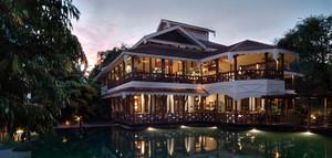 Belmond La Residence, Myanmar photo credit: Belmond