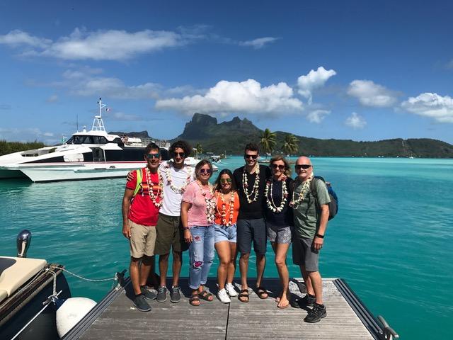 Tahiti-Bora Bora